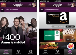 The way Viggle used to be courtesy of LostRemote.com